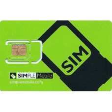 Simple Mobile Sim Card + Activation